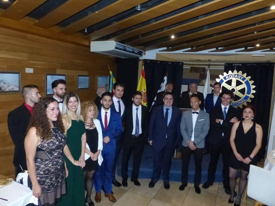 Rotarac torrevieja, nuevo club
