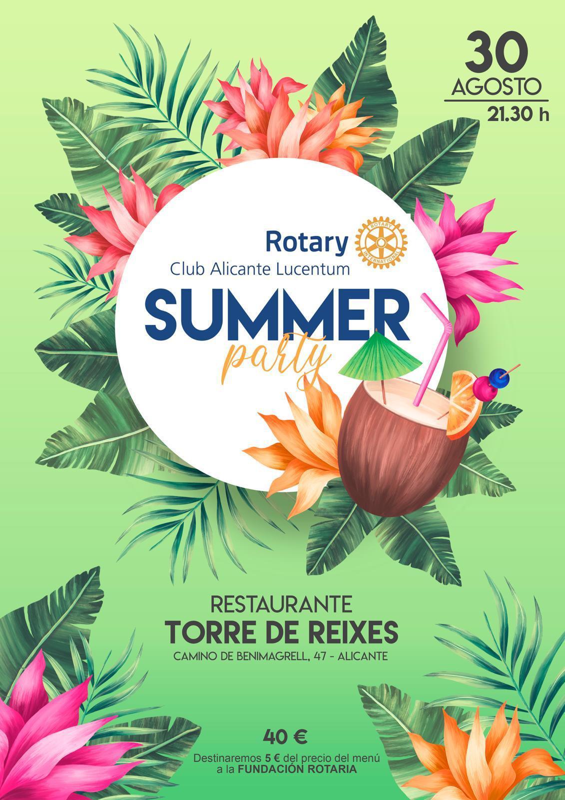 fiesta rotary club lucentum