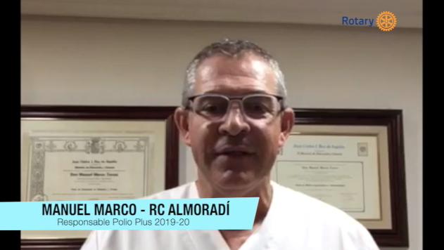 Boletín Polio Plus Manuel MArco Torres