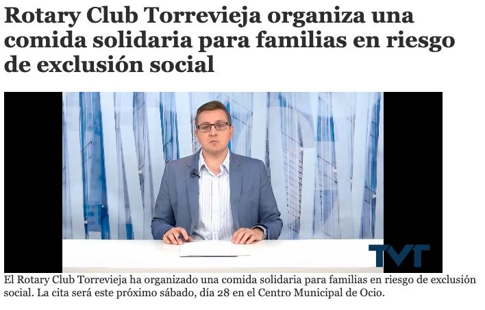 Torrevieja solidaria