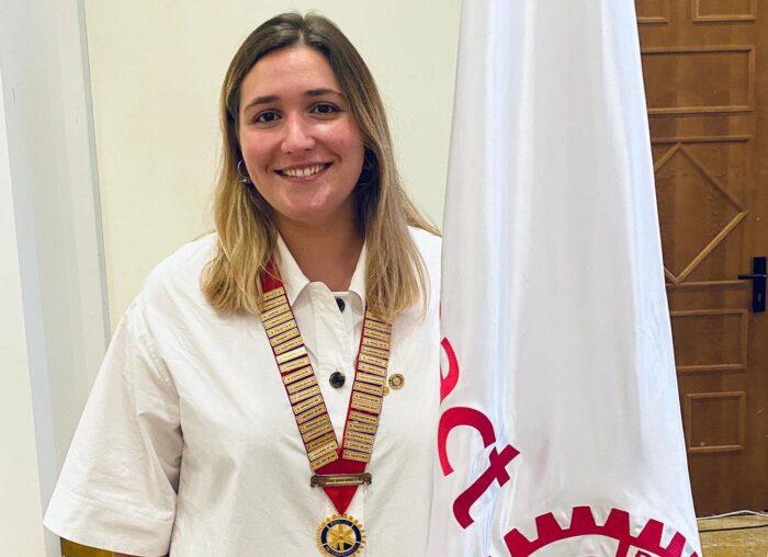 Mercedes García premio Rotary Tarraco