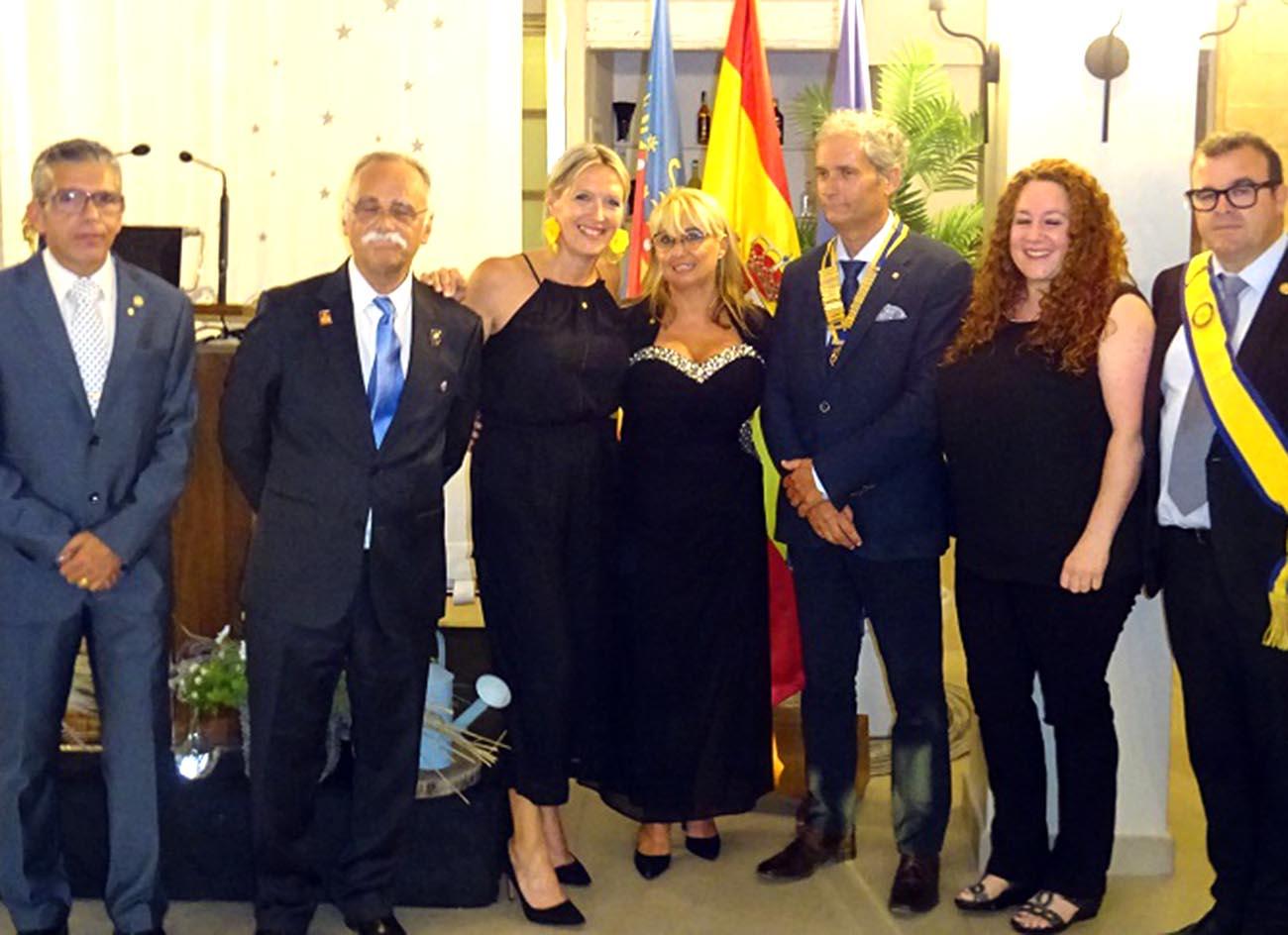 Rotary Jávea presidente Tony Marín