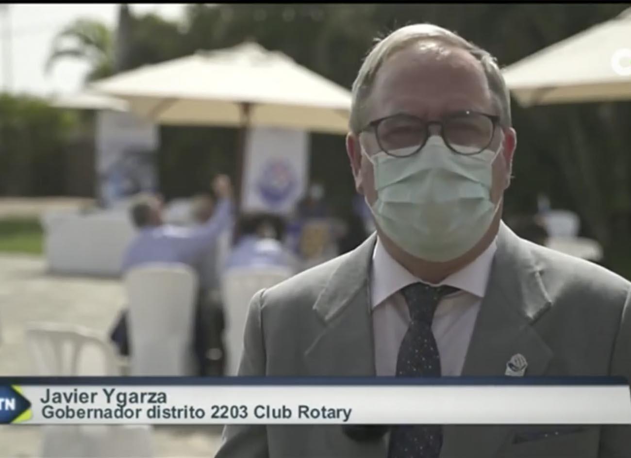 Ygarza en TV Canarias